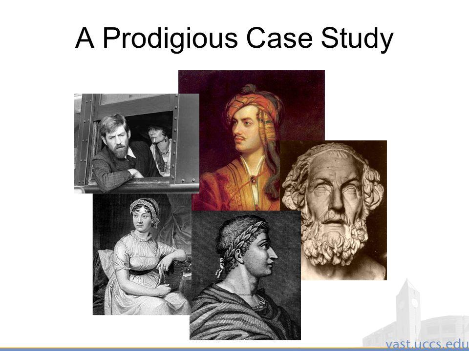 14 A Prodigious Case Study
