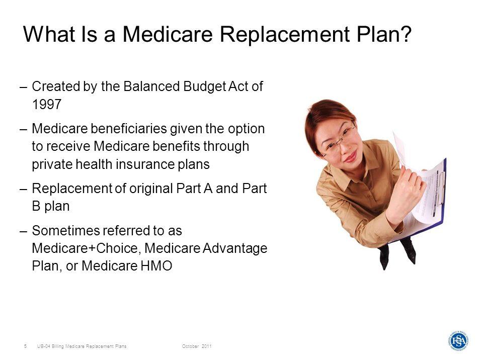 UB-04 Billing Medicare Replacement PlansOctober 201116 Institutional Claim