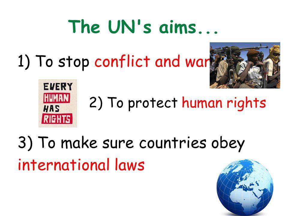 The U.N.Charter...
