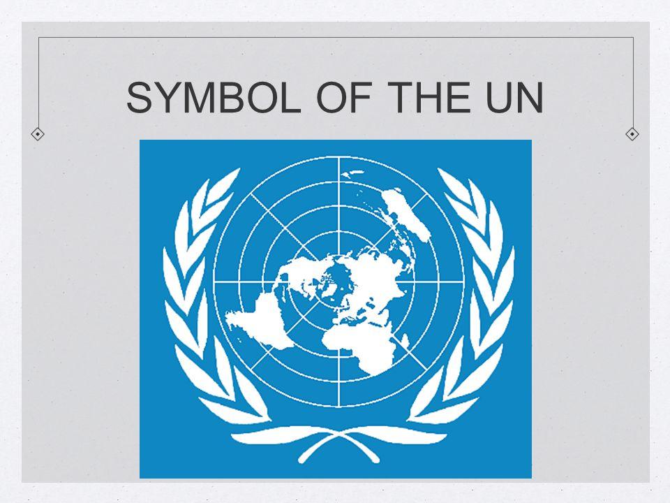 SYMBOL OF THE UN