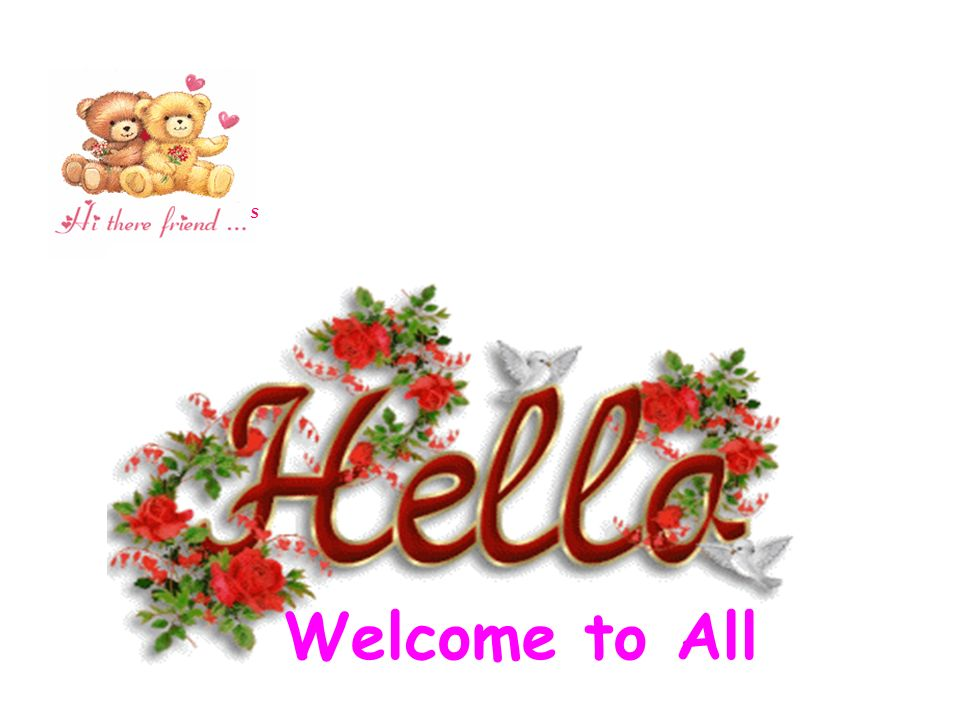Welcome to All S