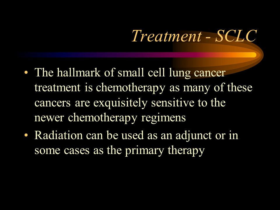 Prognosis The overall prognosis in lung cancer is not good – thats why prevention is SO IMPORTANT – STOP SMOKING!!.