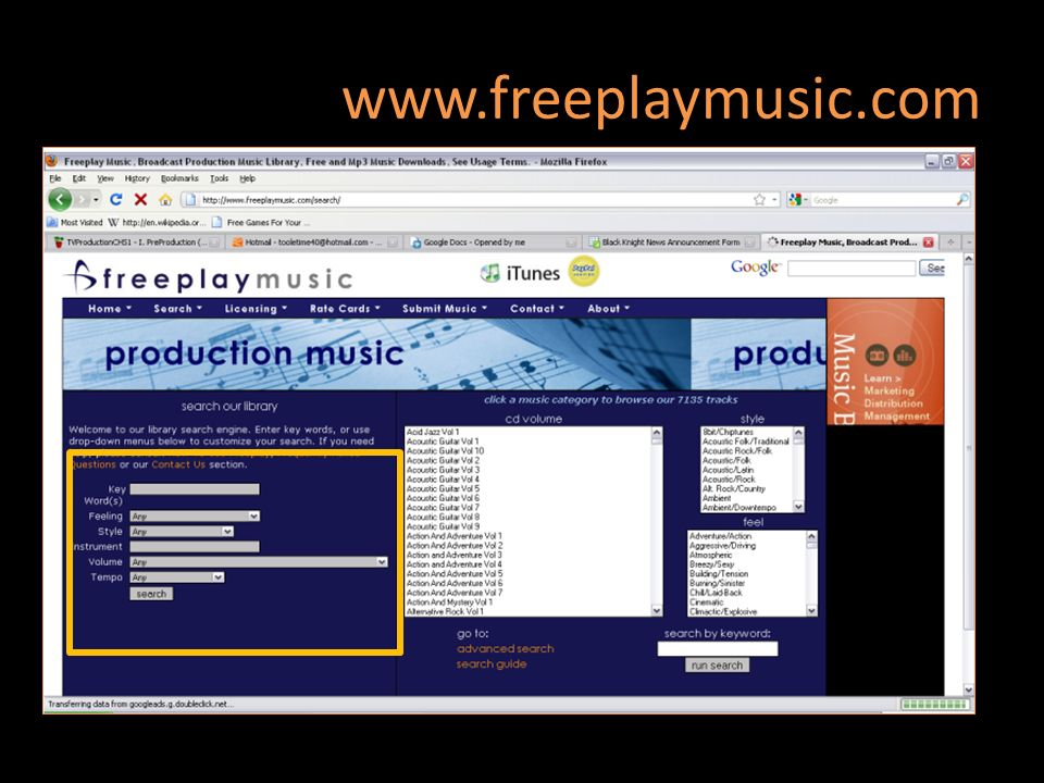 www.freeplaymusic.com