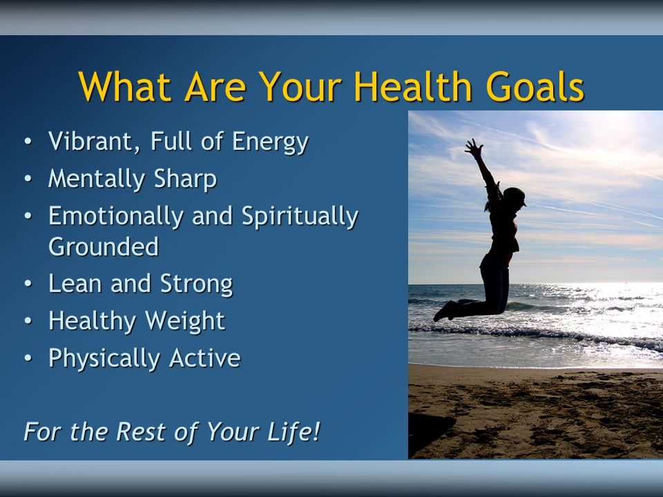 Nothing is More Valuable Than Your Health.It is your responsibility.