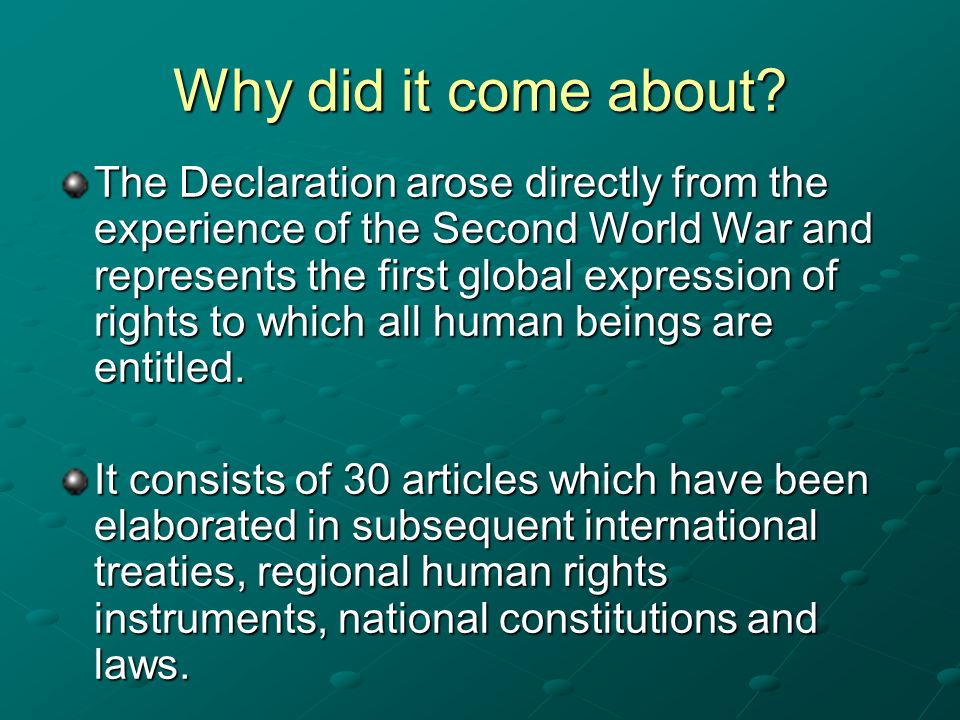 Which are the relevant UN Declarations when thinking about Capital Punishment.
