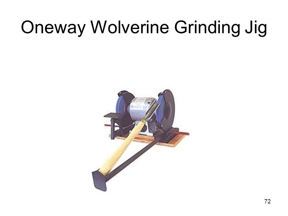 72 Oneway Wolverine Grinding Jig
