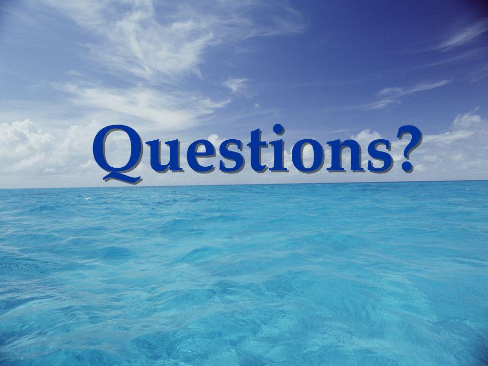 Webb Watch Corporation © 2010 Questions?