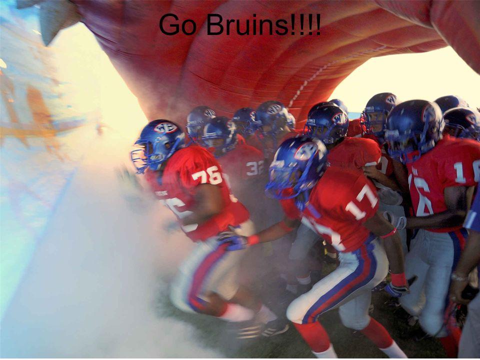 Go Bruins!!!!