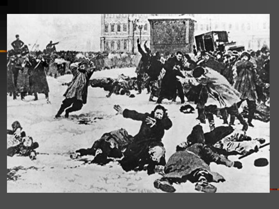 Chapter 18: The Eastern Front Soviets: Councils made up of workers, soldiers and peasants. Power based directly upon force and unrestricted by any law