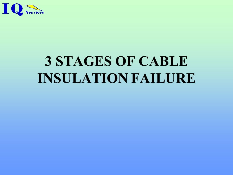 Source Switchgear Ground Level Underground Cable in Conduit (not visible) Visible Cable Terminations Load Unit Substation Visible Cable Terminations T