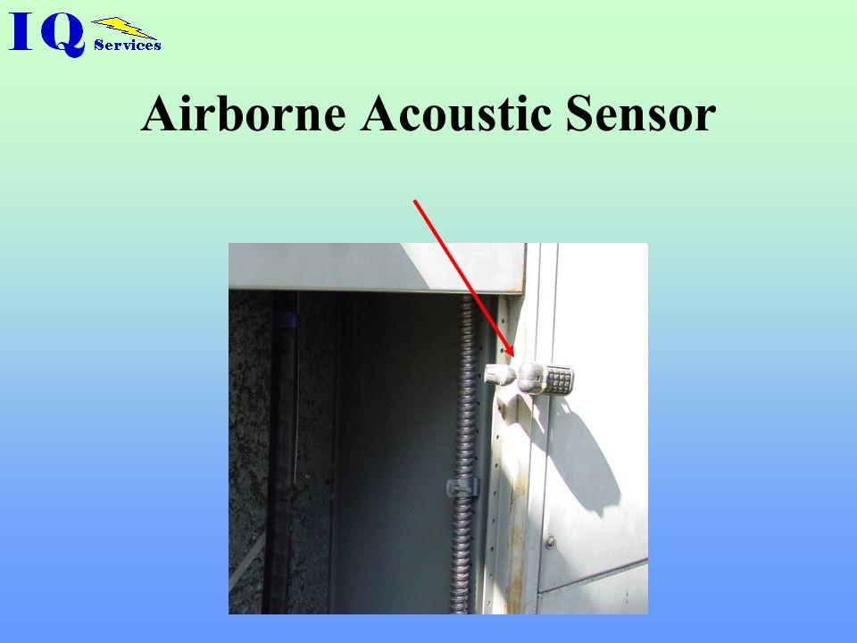 Detecting PD Using Airborne Acoustic (Ultrasonic) Sensors Insulator Busbar Sensor