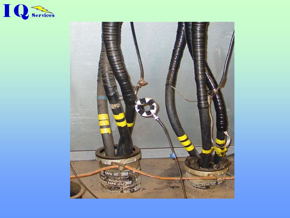 Partial Discharge detection of a void in a shielded cable using inductive coupling. Insulation + Void Shield (grounded) Conductor Detector Inductive S