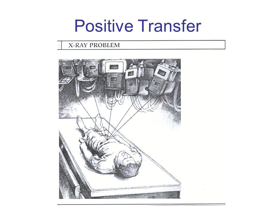 Positive Transfer