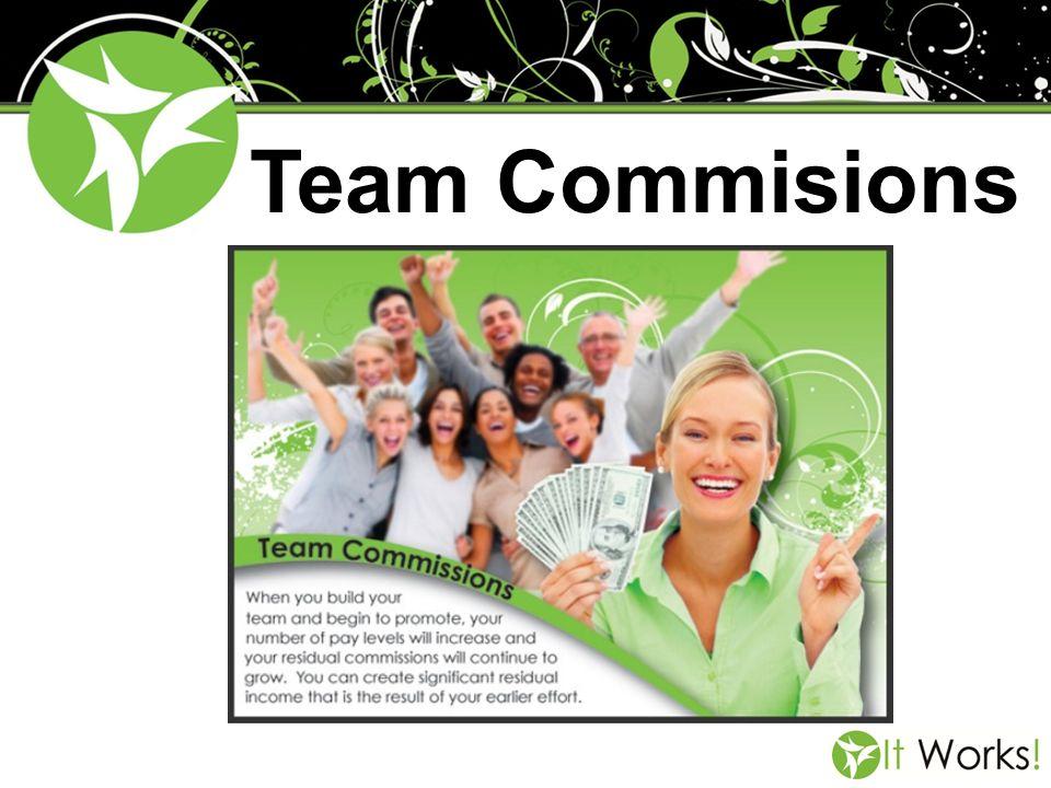 Team Commisions