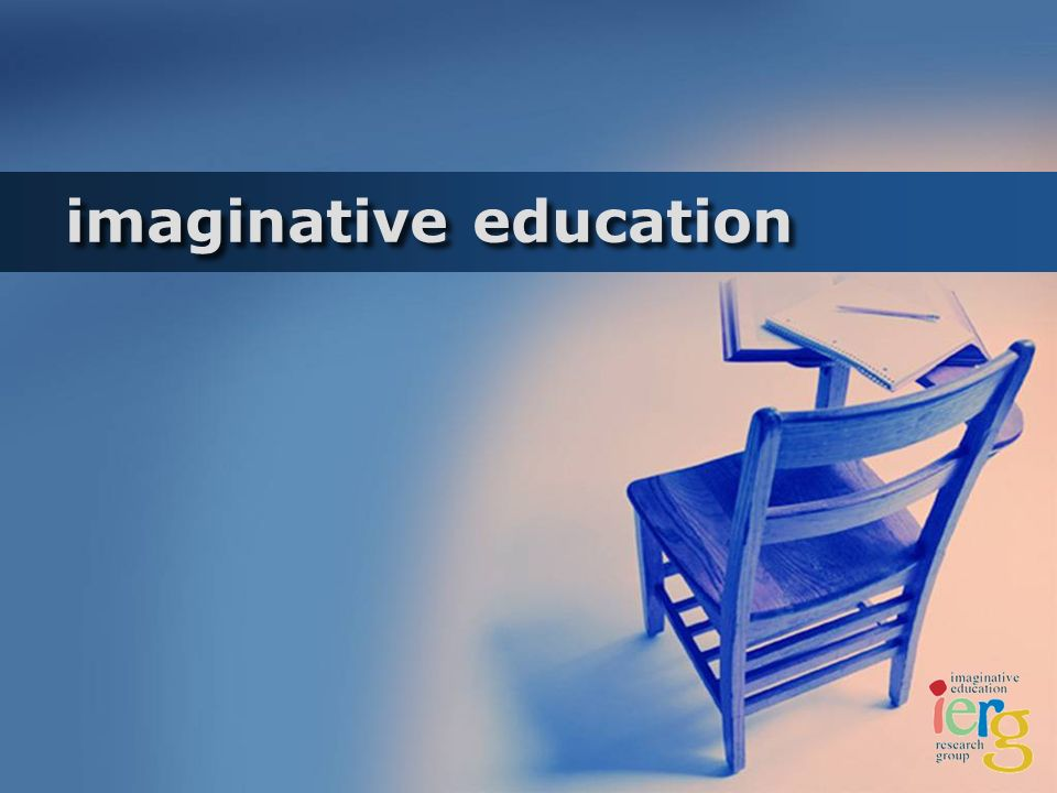 imaginative education
