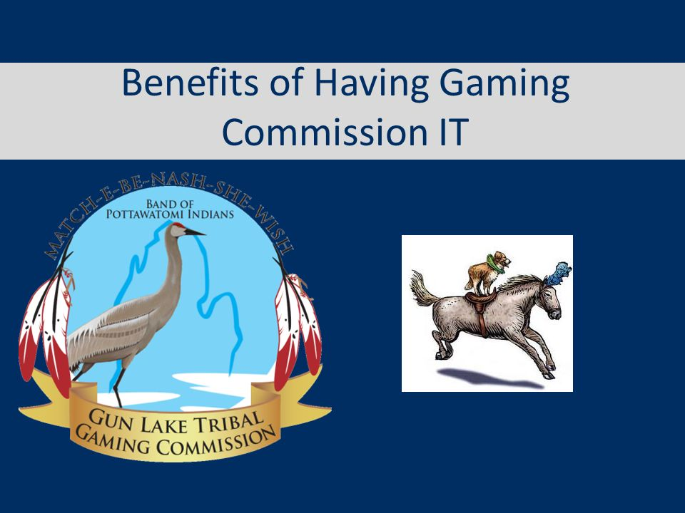 Benefits of Having Gaming Commission IT