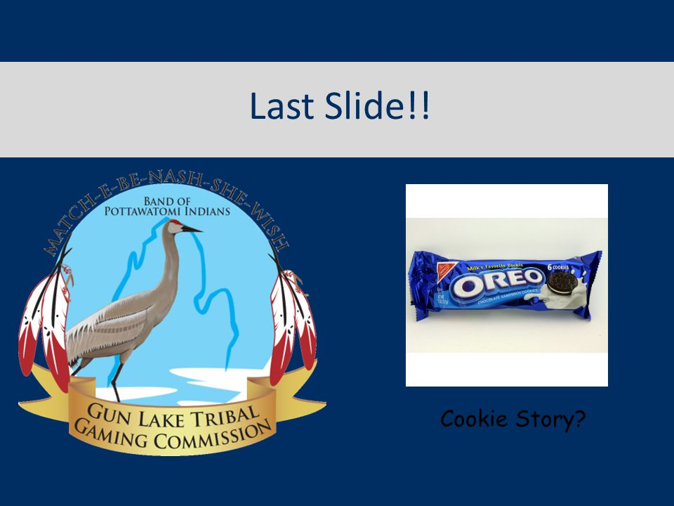 Last Slide!! Cookie Story?