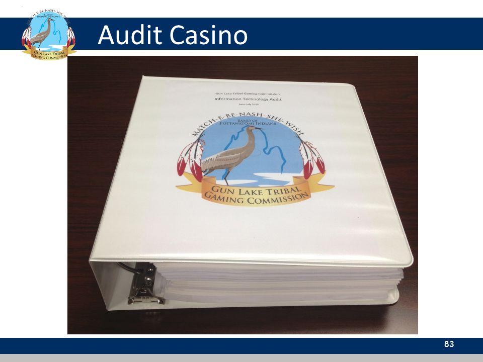 Audit Casino 83