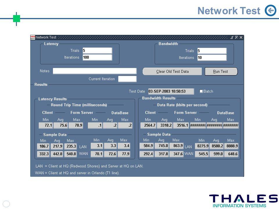 Network Test