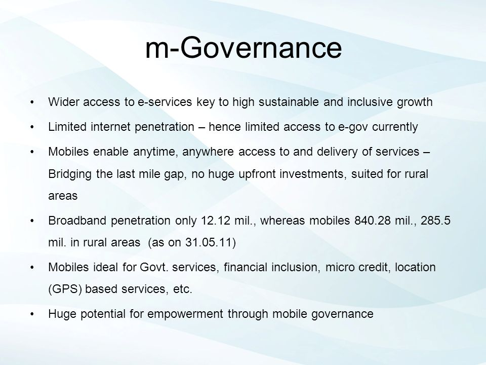 Challenges Of Public Service Delivery At Last Mile Last Mile Connectivity Backend Readiness Power back-up solutions Viability and Sustainability Issue