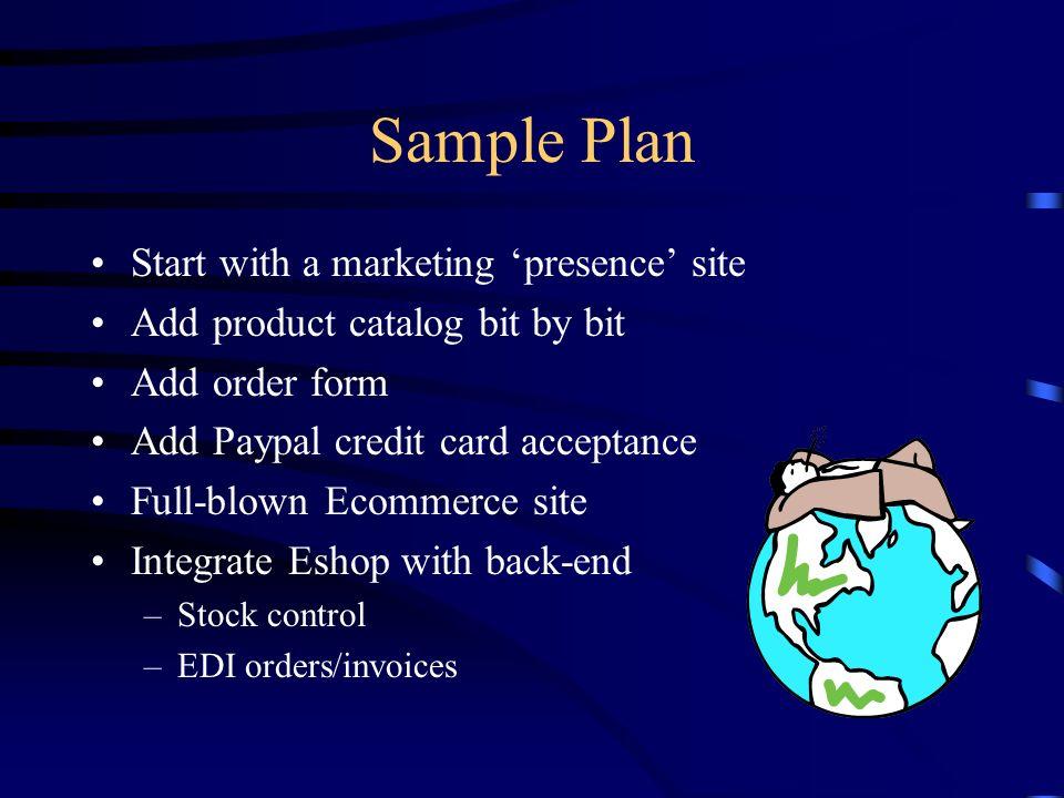 So What Now.Full online shop. Shopping Cart. Database of customer info.
