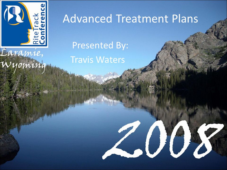 Introduction Existing Treatment Plans Possible Enhancements Hands-On Example Q & A