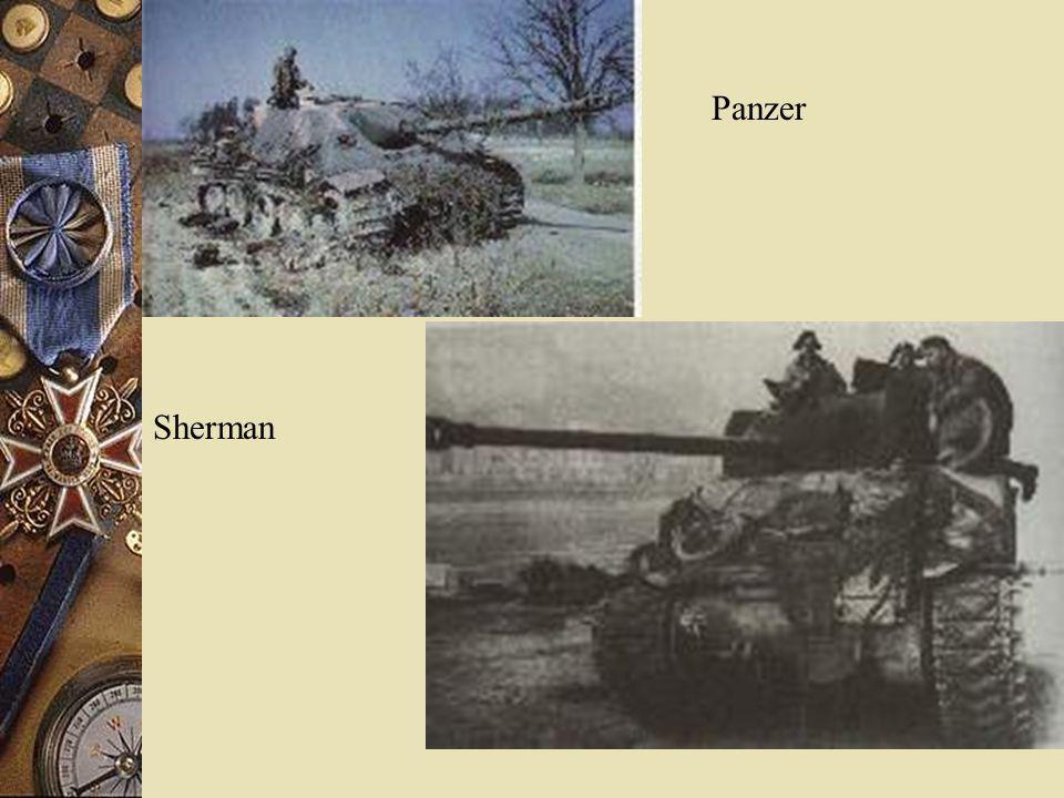 Panzer Sherman