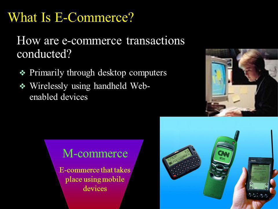 E-Commerce Business Models What is vertical B2B e-commerce.