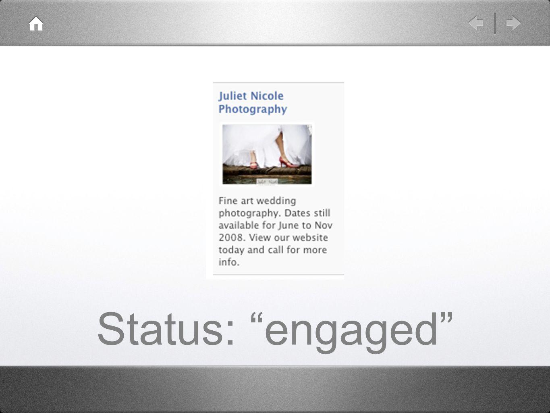 Status: engaged