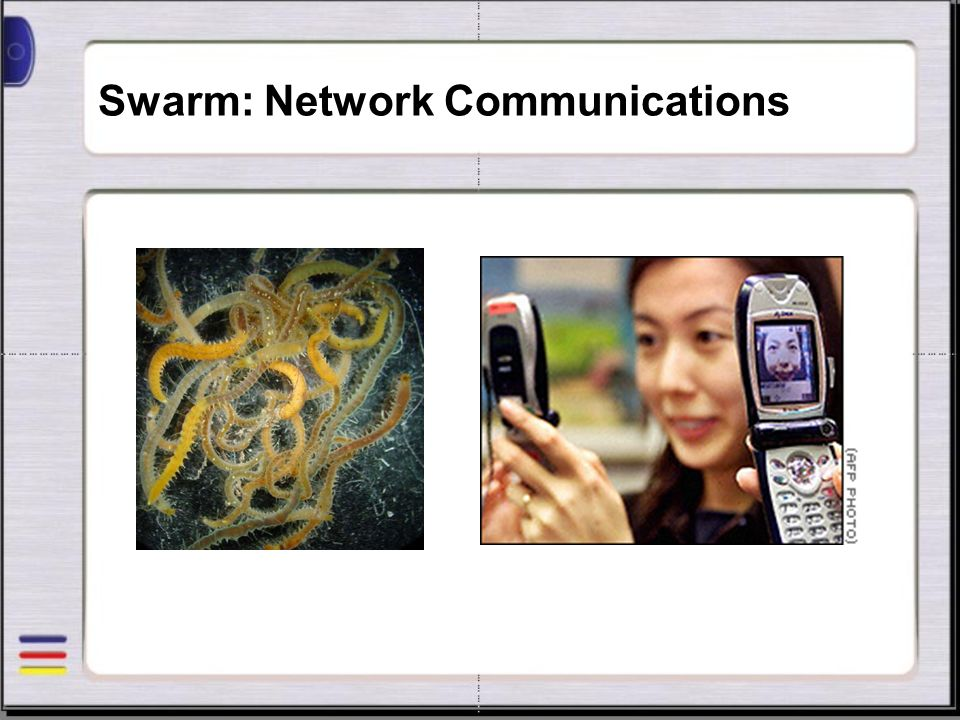 Swarm: Network Communications