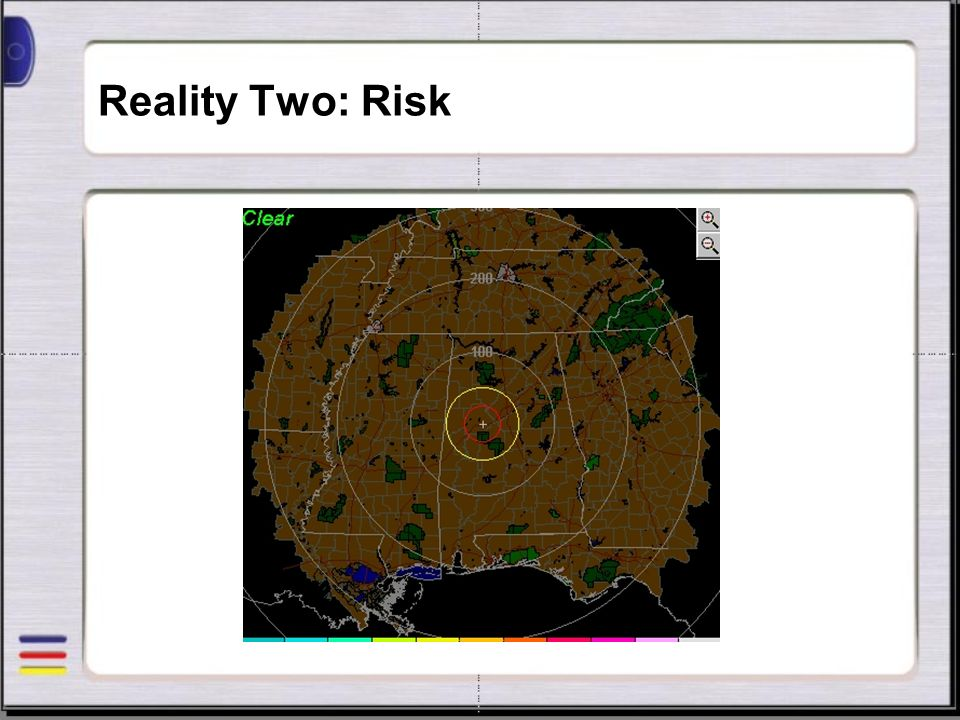 Reality Two: Risk