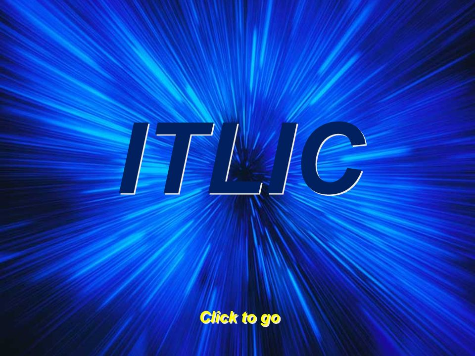 ITLIC Click to go