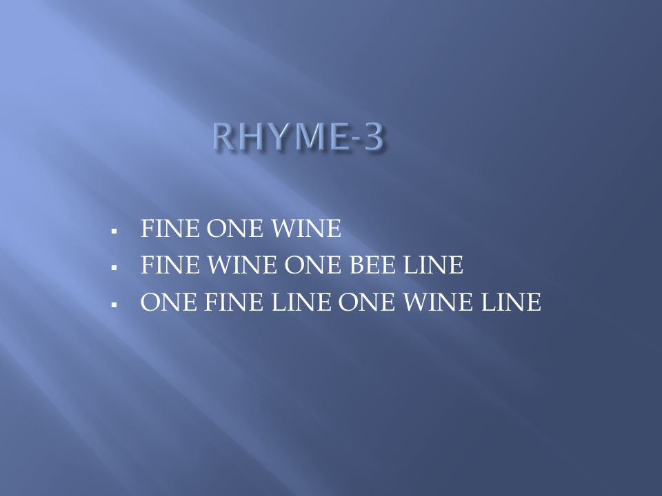 FINE ONE WINE FINE WINE ONE BEE LINE ONE FINE LINE ONE WINE LINE