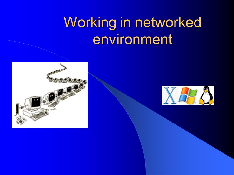 Presentation from IT CAMP-09 Network Architecture