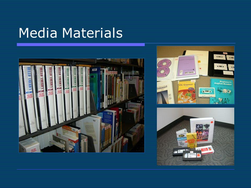 Media Materials