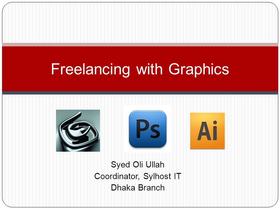 Syed Oli Ullah Coordinator, Sylhost IT Dhaka Branch Freelancing with Graphics