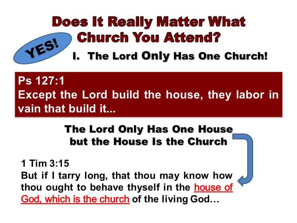 Ps 127:1 Except the Lord build the house, they labor in vain that build it... Ps 127:1 Except the Lord build the house, they labor in vain that build