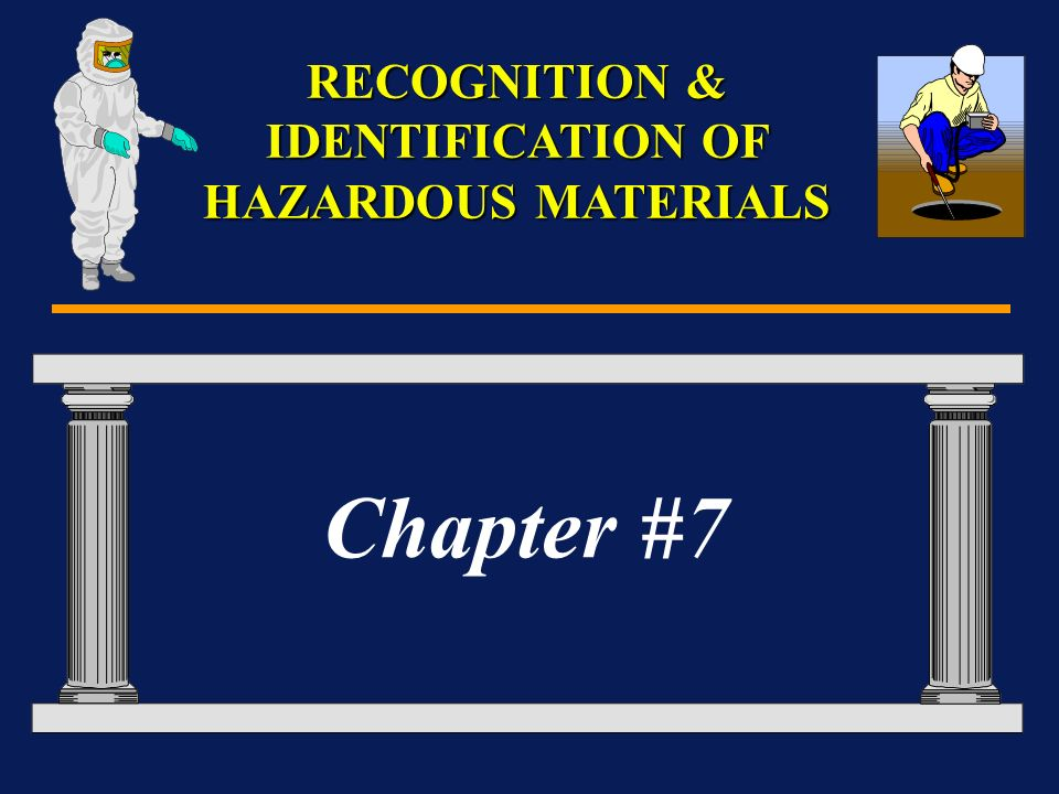 Recognition and Identification of Hazardous Materials Hazard Class 2 - Gases: Hazard Class 2 - Gases: Hazards: Hazards: » 2.1 - Fire and explosion hazard.