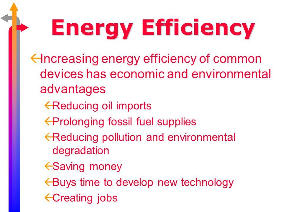www.bio.miami.edu/beck/esc101/Chapter14 &15.ppt Energy Efficiency Solar Energy Hydropower Wind PowerBiomass Geothermal Sustainability