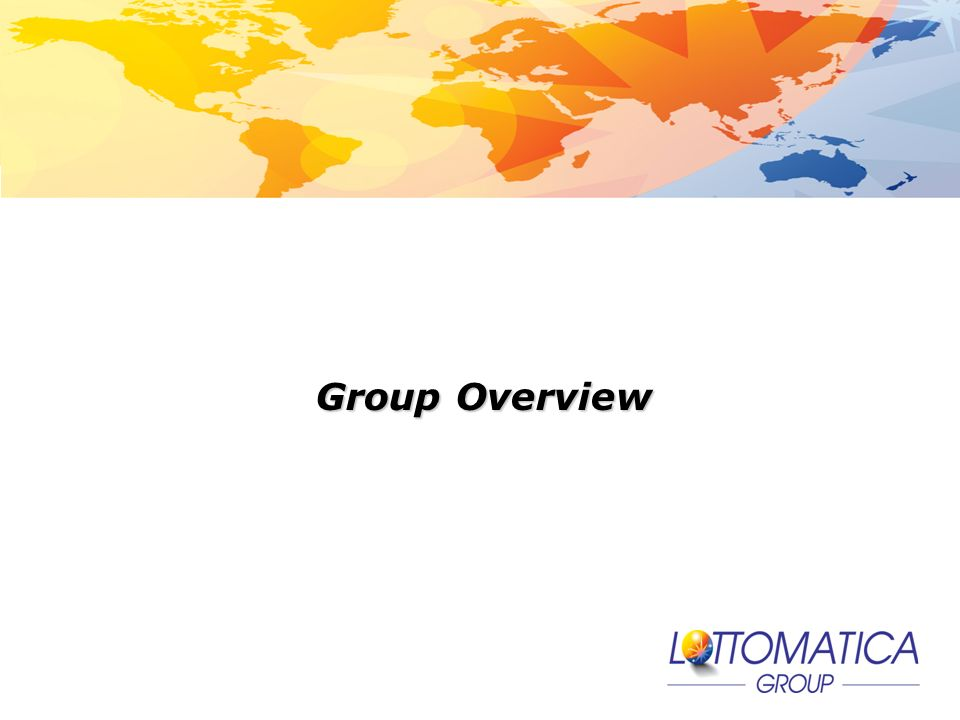 Group Overview