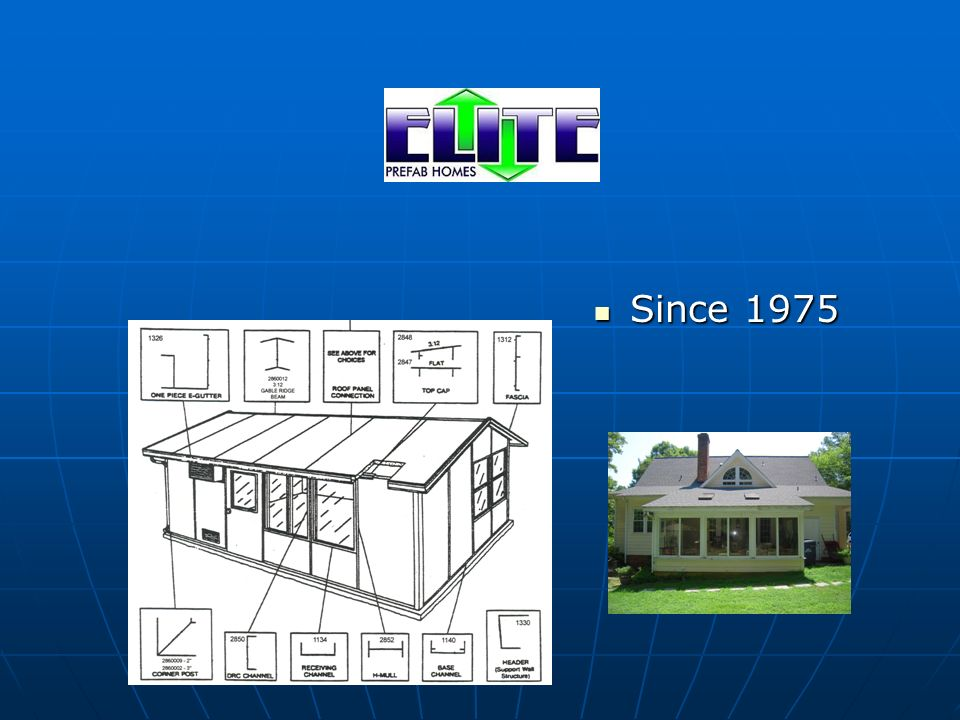 Since 1975 Since 1975