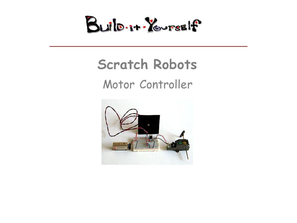 Scratch Robots Motor Controller