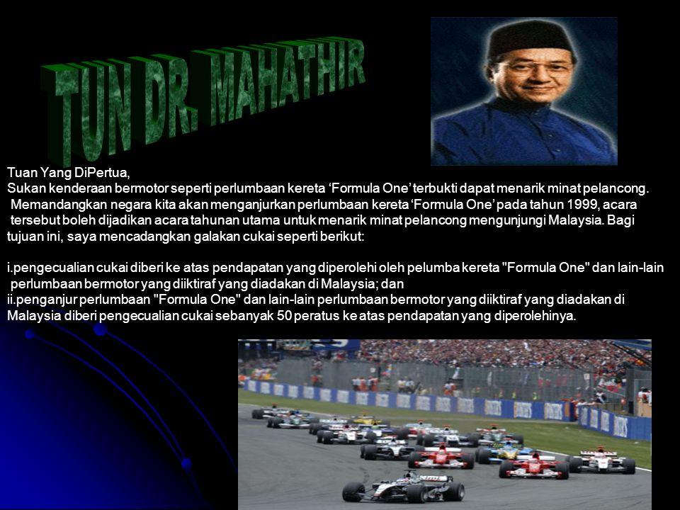 UCAPAN BELANJAWAN 1999 UCAPAN BELANJAWAN 1999 YAB DATO SERI DR MAHATHIR BIN MOHAMAD PERDANA MENTERI MALAYSIA/MENTERI KEWANGAN I KETIKA MEMBENTANGKAN R