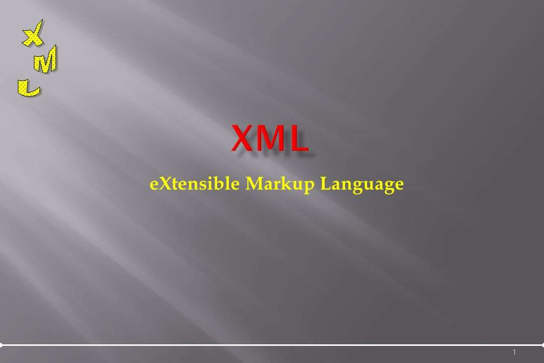 XML is based on SGML: Standard Generalized Markup Language HTML and XML are both based on SGML 2 SGML HTMLXML