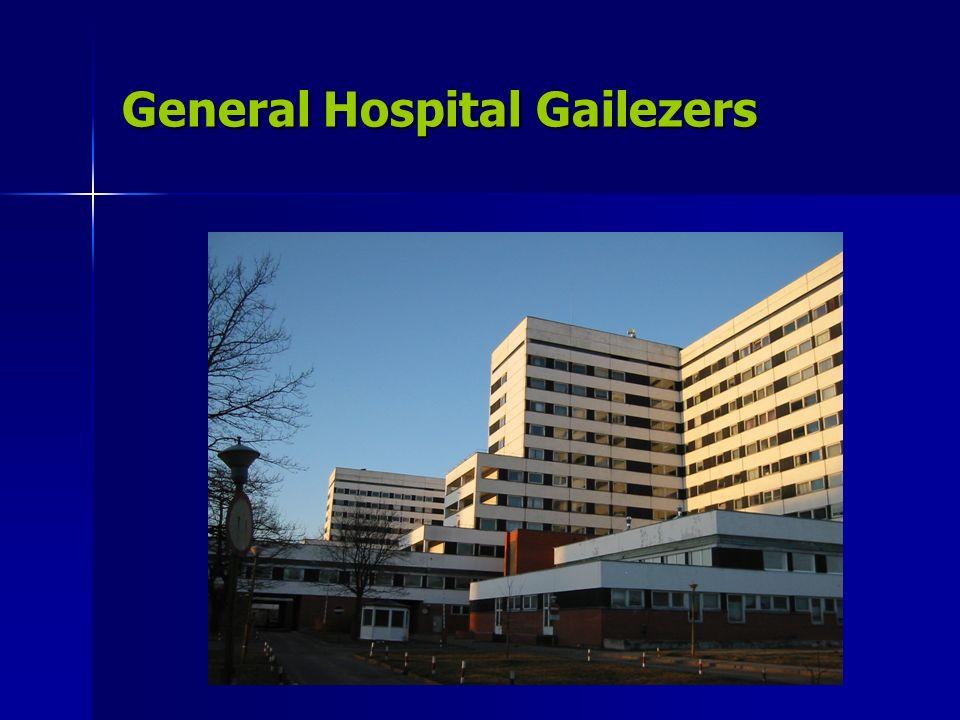General Hospital Gailezers