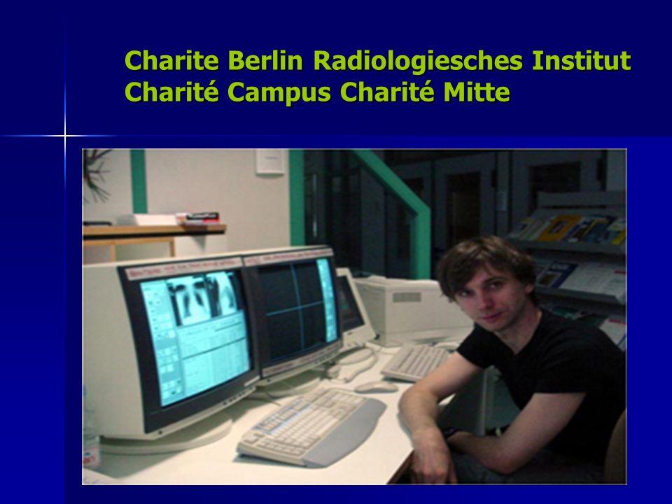 Charite Berlin Radiologiesches Institut Charité Campus Charité Mitte