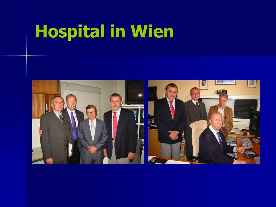 Hospital in Wien