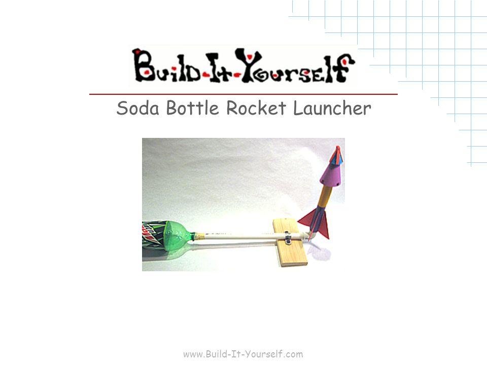 www.Build-It-Yourself.com Soda Bottle Rocket Launcher