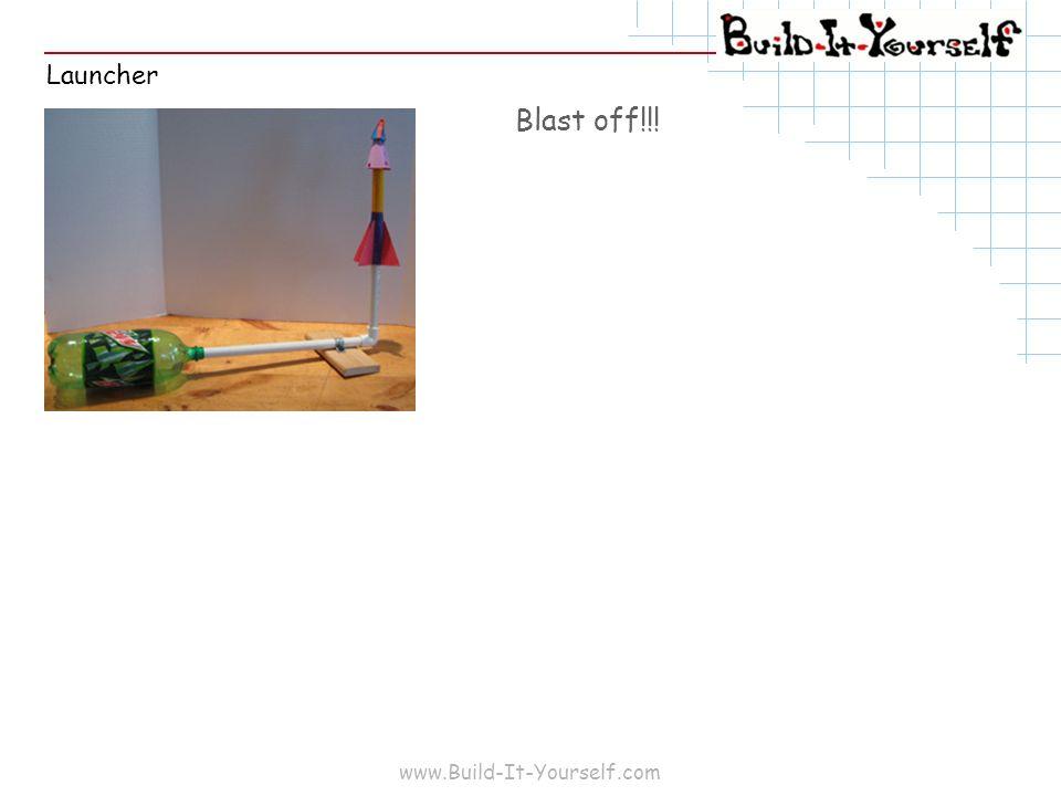 www.Build-It-Yourself.com Launcher Blast off!!!