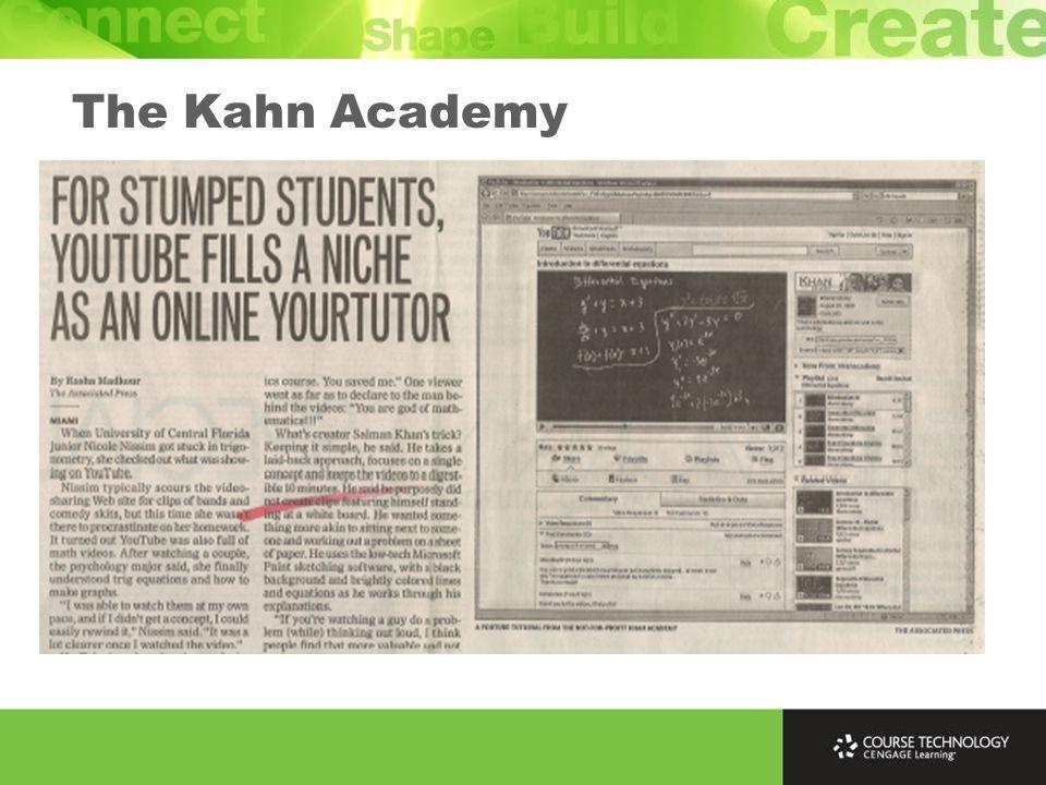 The Kahn Academy